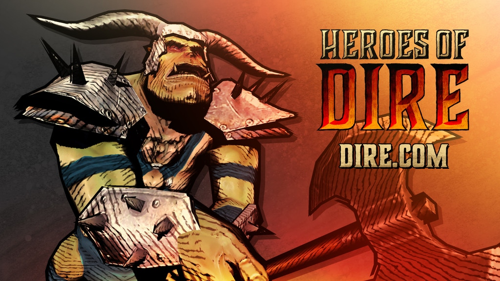 Heroes of Dire project video thumbnail