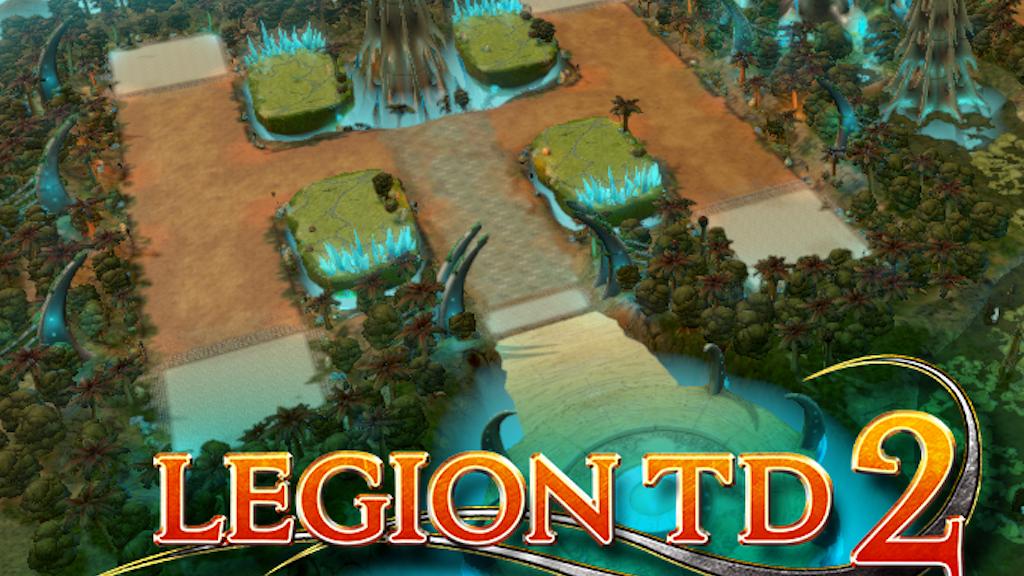 Legion TD 2 project video thumbnail