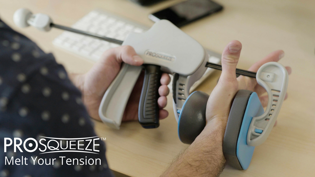 ProSqueeze: The World's Best Tool for Relieving Tension project video thumbnail