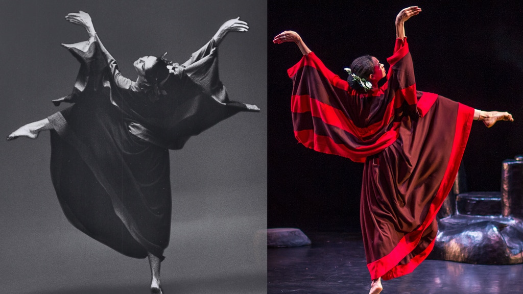 Martha Graham Dance Company Presents: The Next 90! project video thumbnail