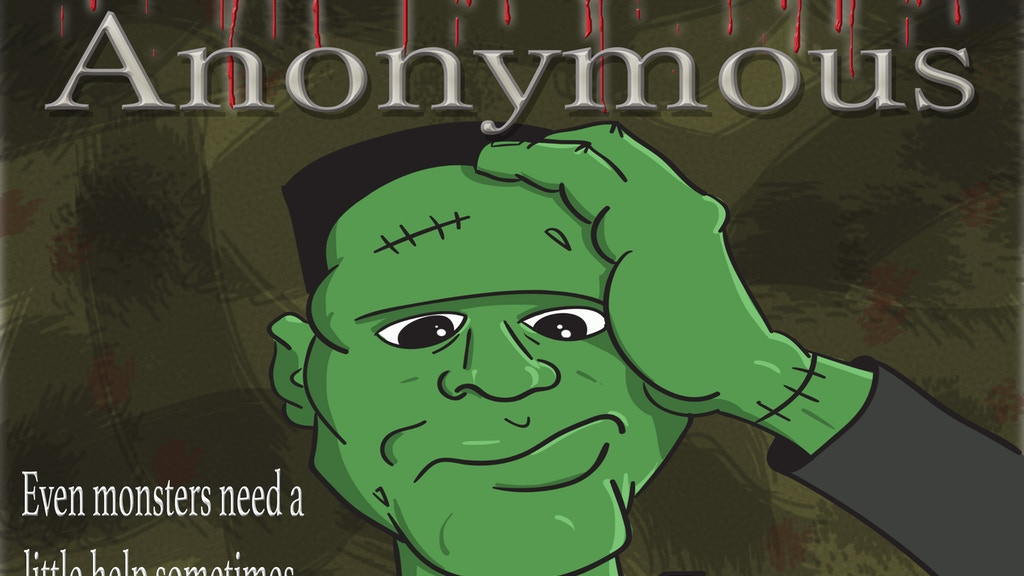 Monsters Anonymous project video thumbnail