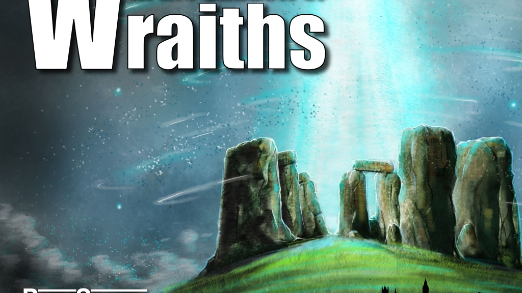 Awakened Earth - In the Shadow of Wraiths project video thumbnail