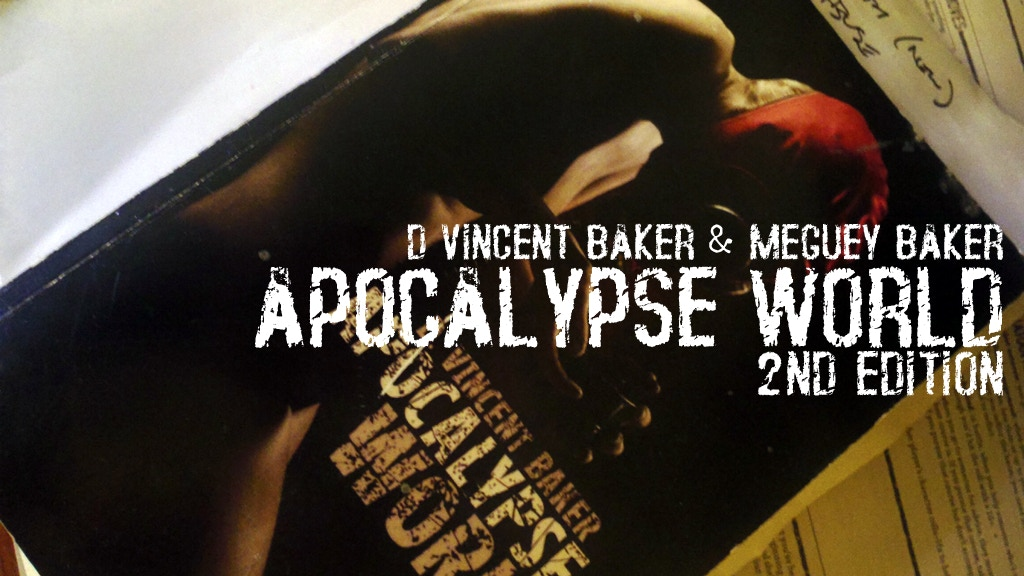 Apocalypse World 2nd Edition project video thumbnail