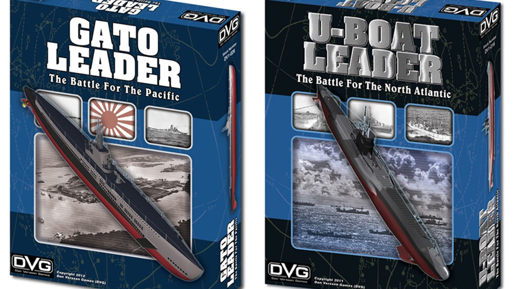 Gato Leader & U-Boat Leader project video thumbnail