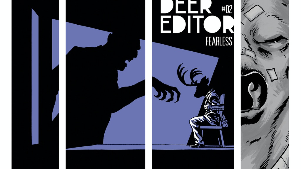 DEER EDITOR: FEARLESS project video thumbnail