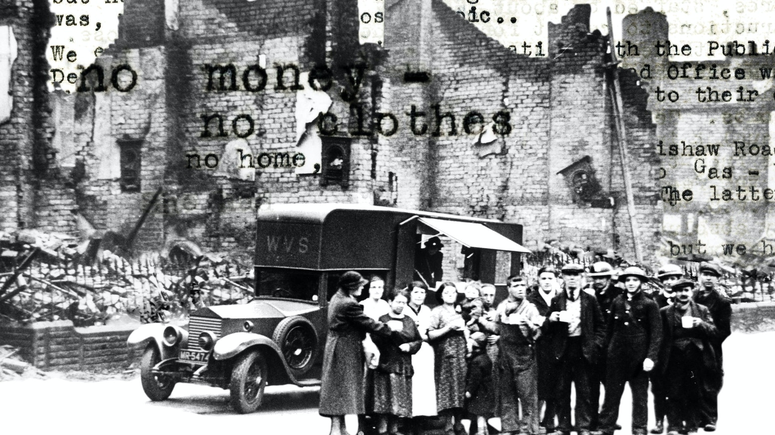 Revealing the hidden histories of a million women from all over Great Britain during the Second World War.