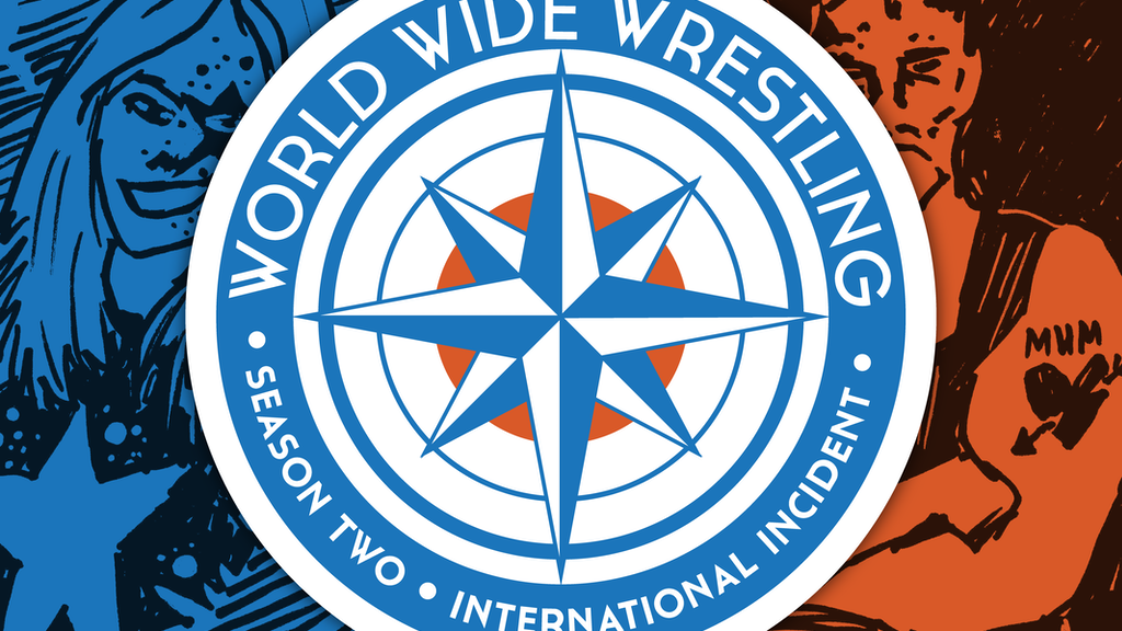 World Wide Wrestling RPG: International Incident project video thumbnail