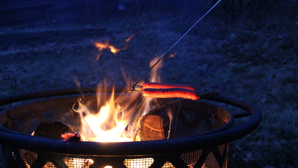 EvenFlip Campfire Cooker project video thumbnail