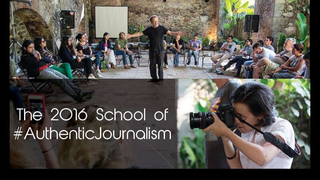 The 2016 School of Authentic Journalism project video thumbnail