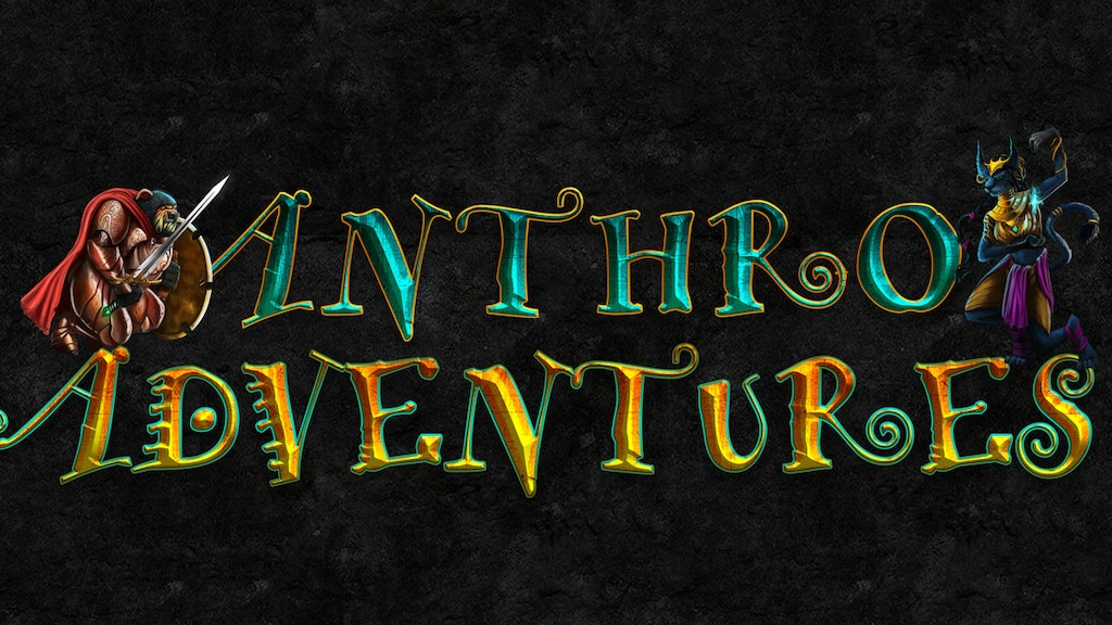 Anthro-Adventures: A Pathfinder compatible, Fantasy RPG project video thumbnail