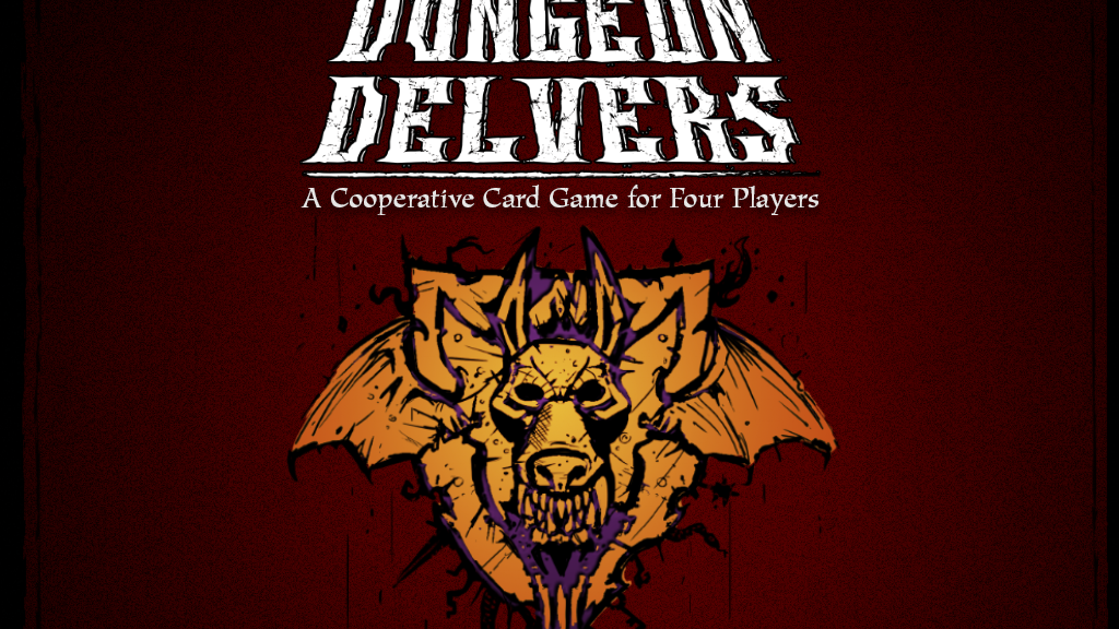 Project image for Dungeon Delvers - A Cooperative Card Game