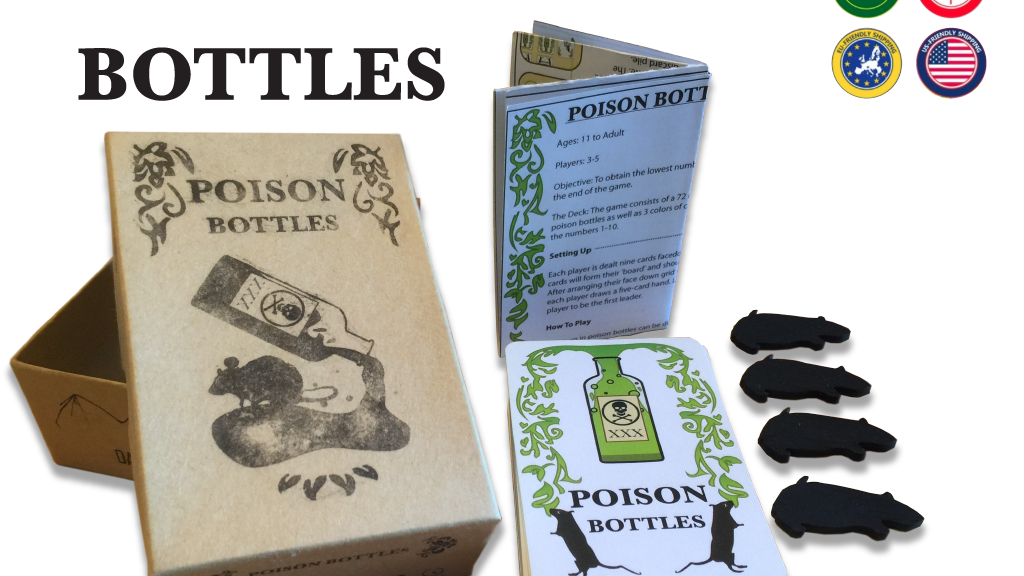Poison Bottles project video thumbnail
