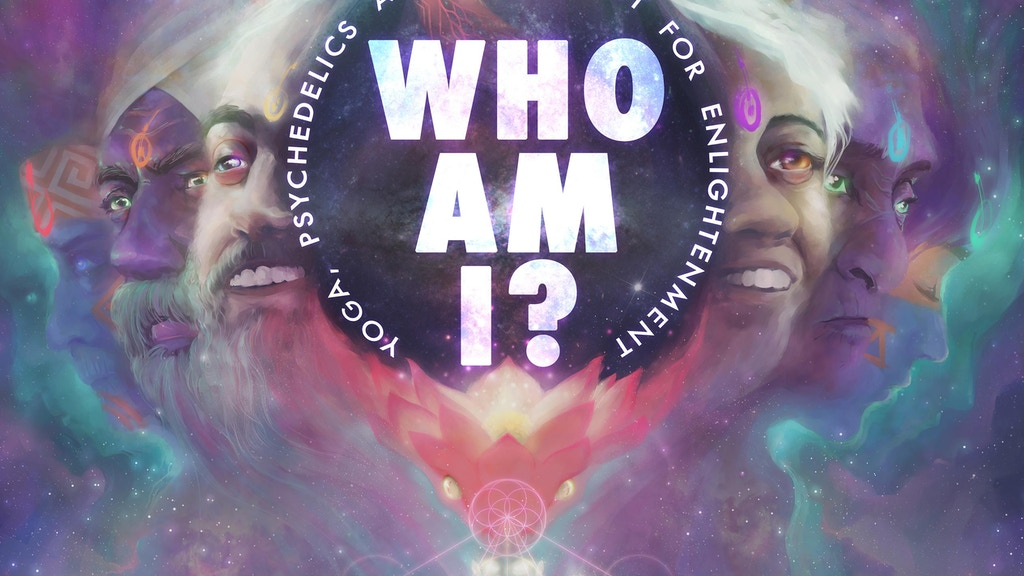 Pre-order My New Book: Who Am I? project video thumbnail