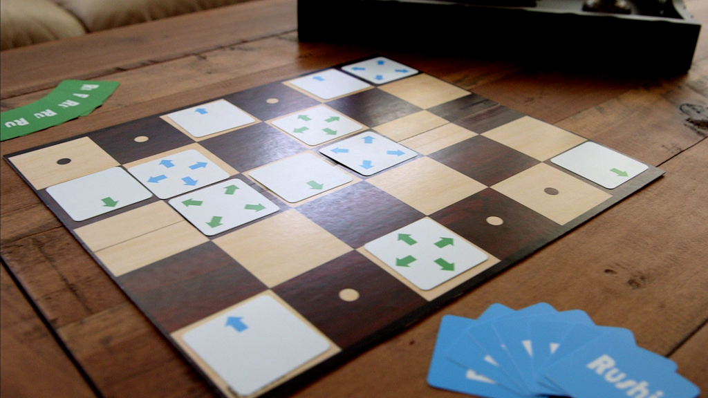 Rushi: Addictive 10 Min Strategy Board Game project video thumbnail