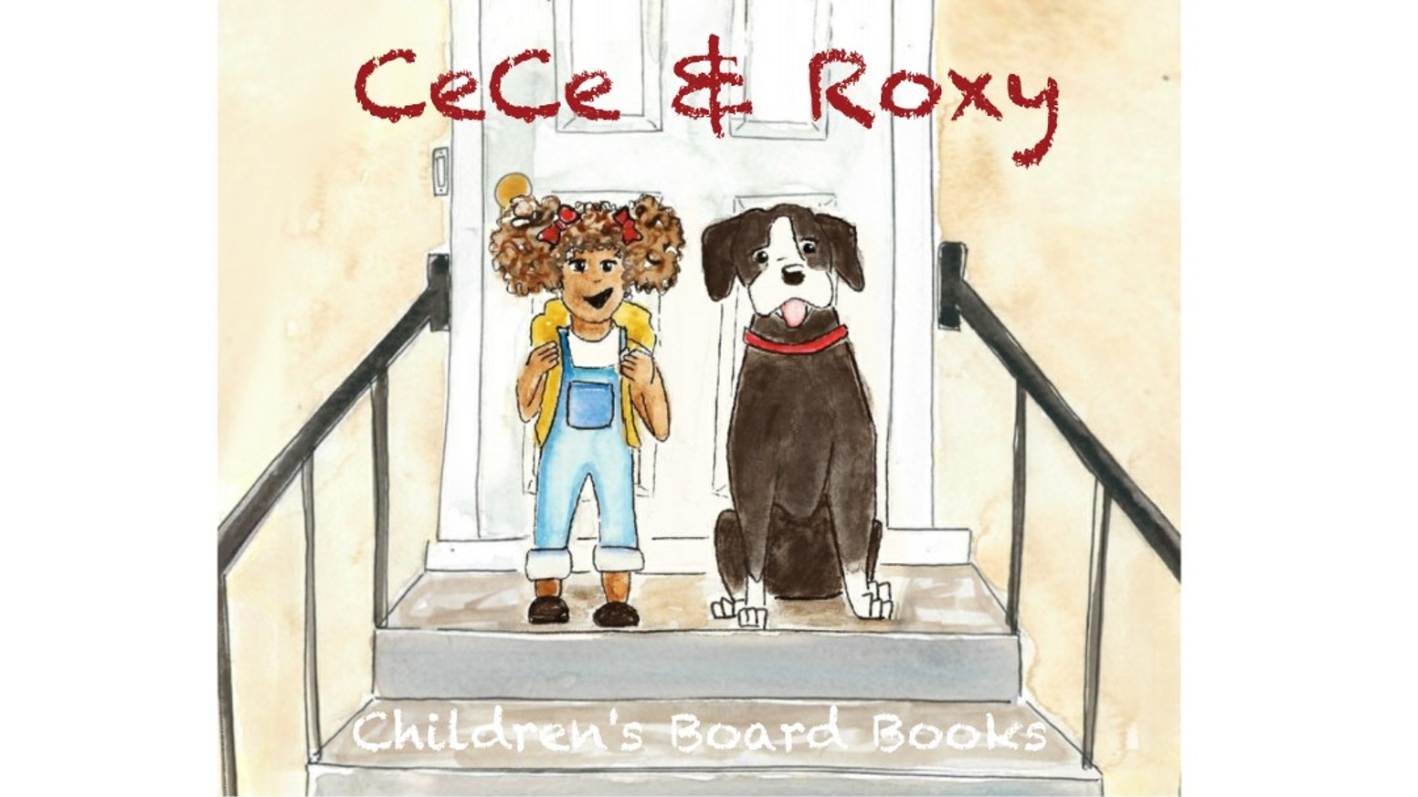 Cece Roxy The Adventures Of A Biracial Girl Her Pitbull By Bouncless Switch With Ne555