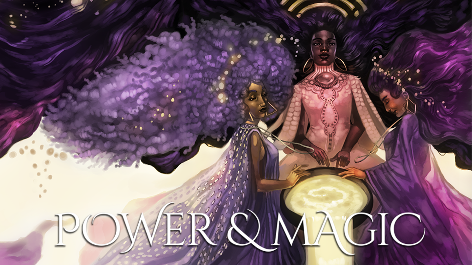 Comics about queer witches of color created by 17 women, demigirls, and bigender people of color!