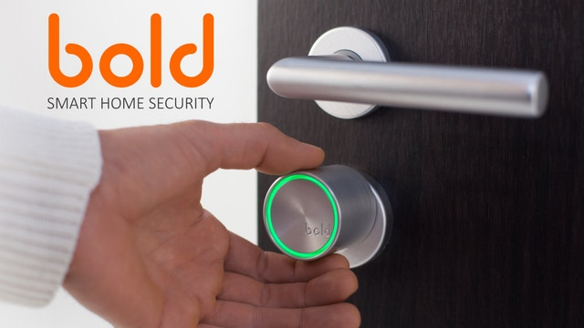 Bold Smart Cylinder Lock For Your Home Security By Bold