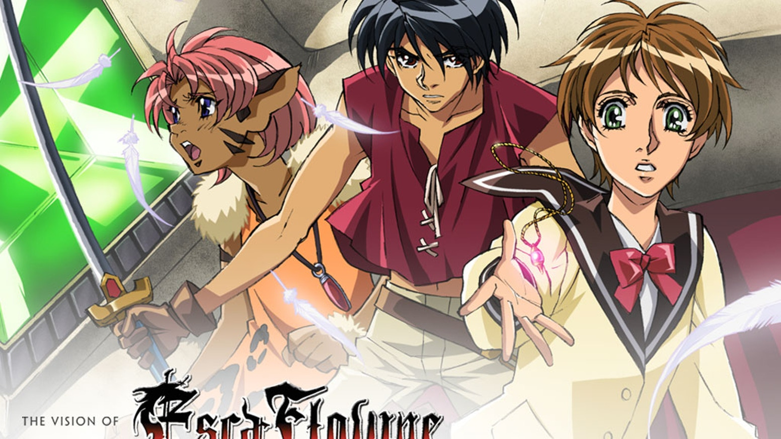 Image result for vision of escaflowne