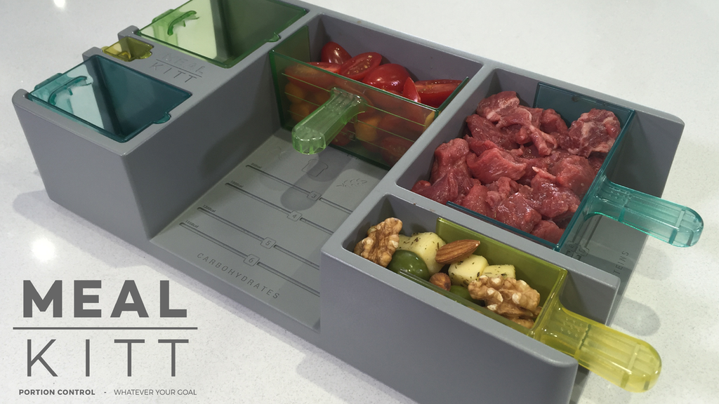 Portion Control, Whatever Your Goal. Meal Prep Made Easy. project video thumbnail