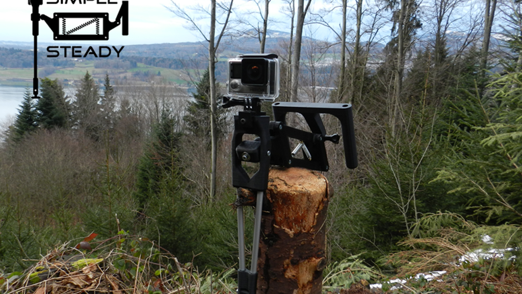 SIMPLE STEADY - The steadycam for everyone project video thumbnail