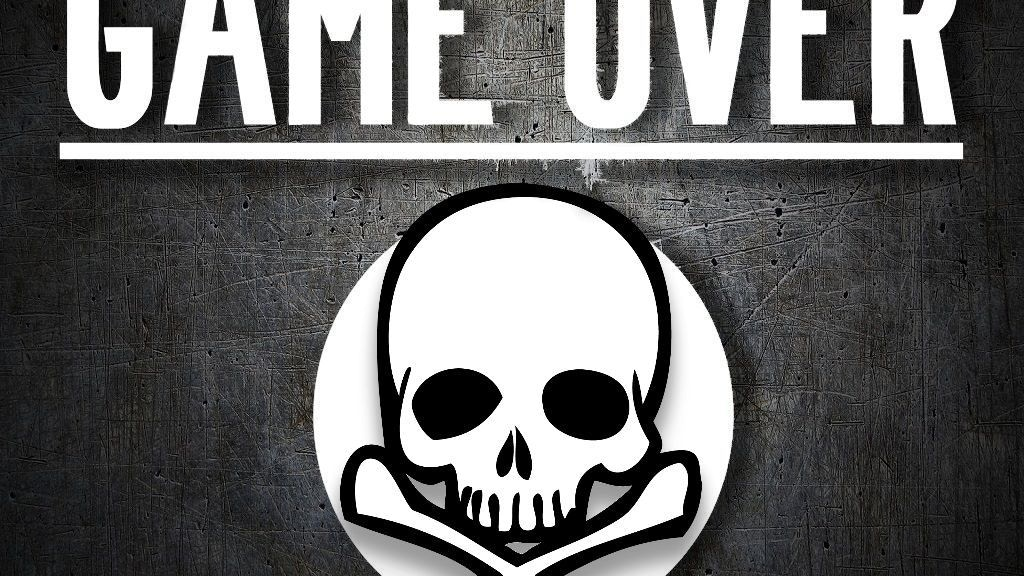 Project image for GAME OVER - The 17+ Strategy Card Game