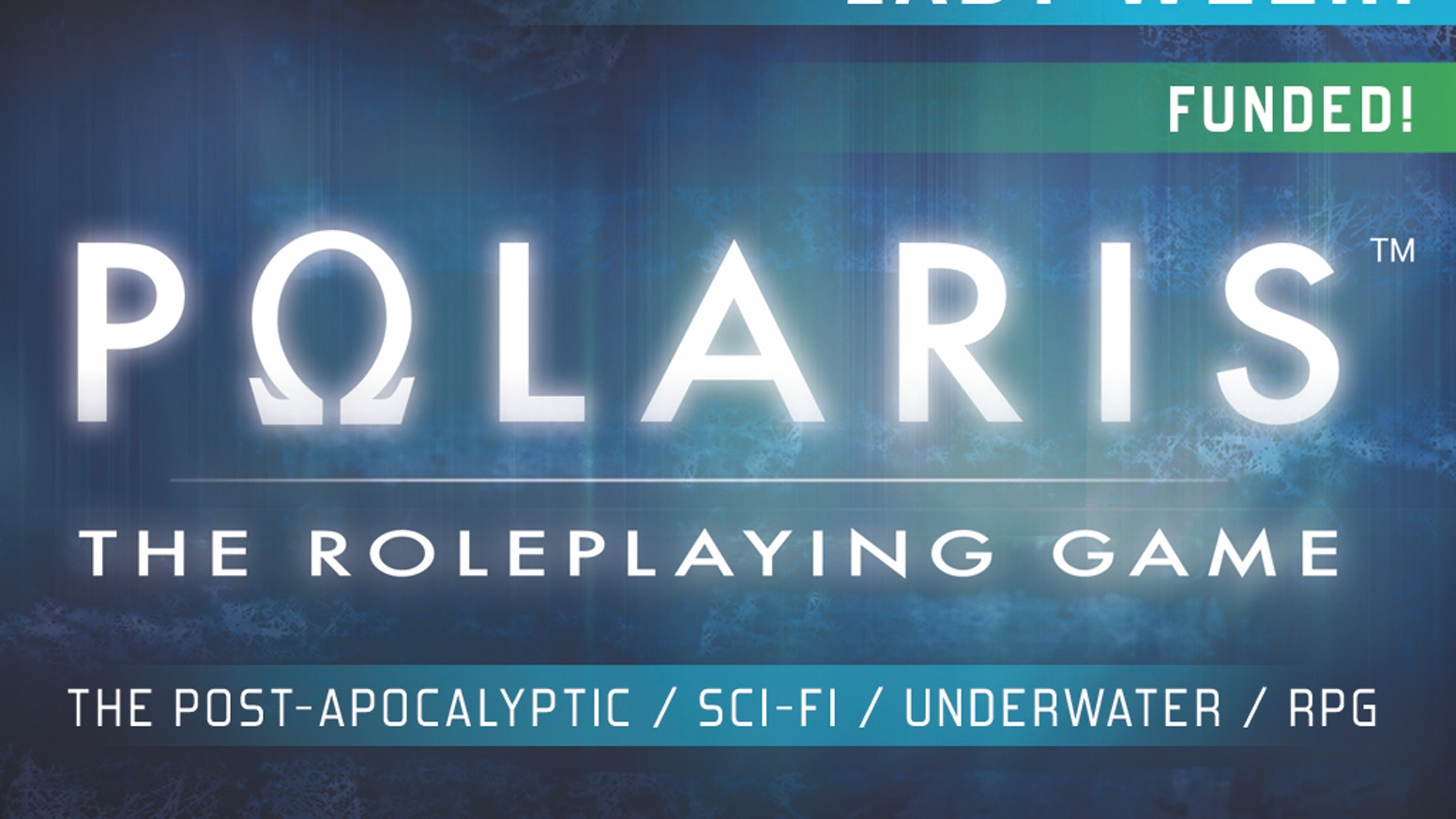 POLARIS RPG, an exciting post-apocalyptic sci-fi RPG, now in English!