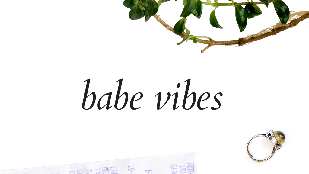 Babe Vibes project video thumbnail