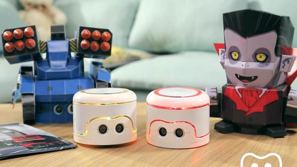 Kamibot   Robot Teaches Your Kids to Code project video thumbnail