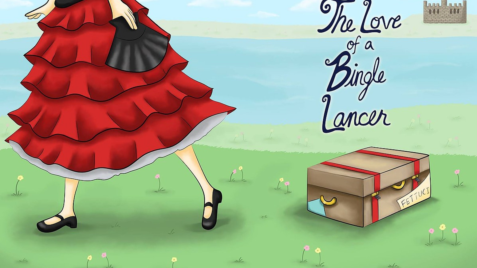 Love conquers all in this Children's Poetry Book that will touch the hearts of dancers, lancers, and romancers. Pick up a copy today!