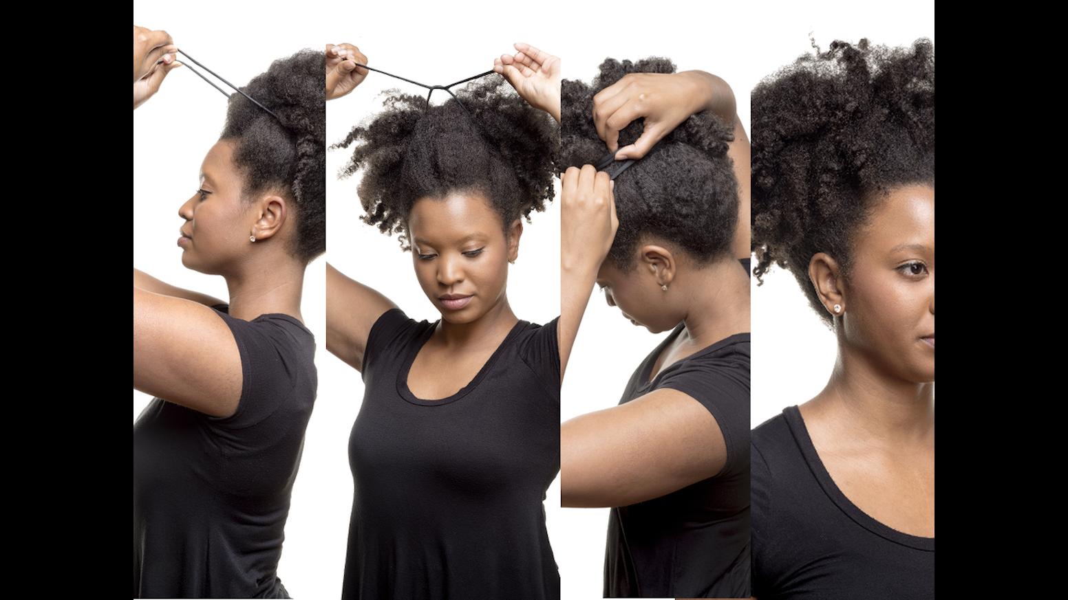 Pleasing Poof It Hair Tool Your Curls Your Way By Jennifer Harris Short Hairstyles Gunalazisus