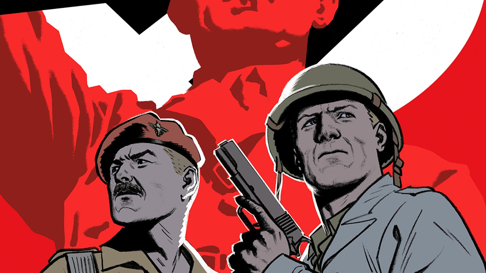 What if Hitler escaped Nazi Germany at the end of WWII? Two men will sacrifice everything to hunt down history's greatest villain.