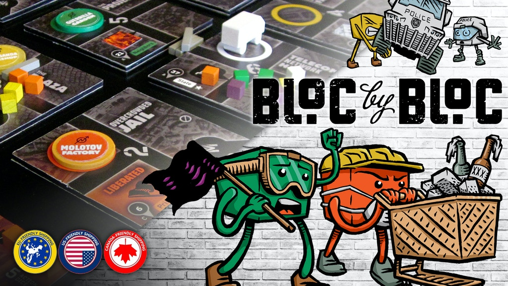 BLOC by BLOC: The Insurrection Game project video thumbnail