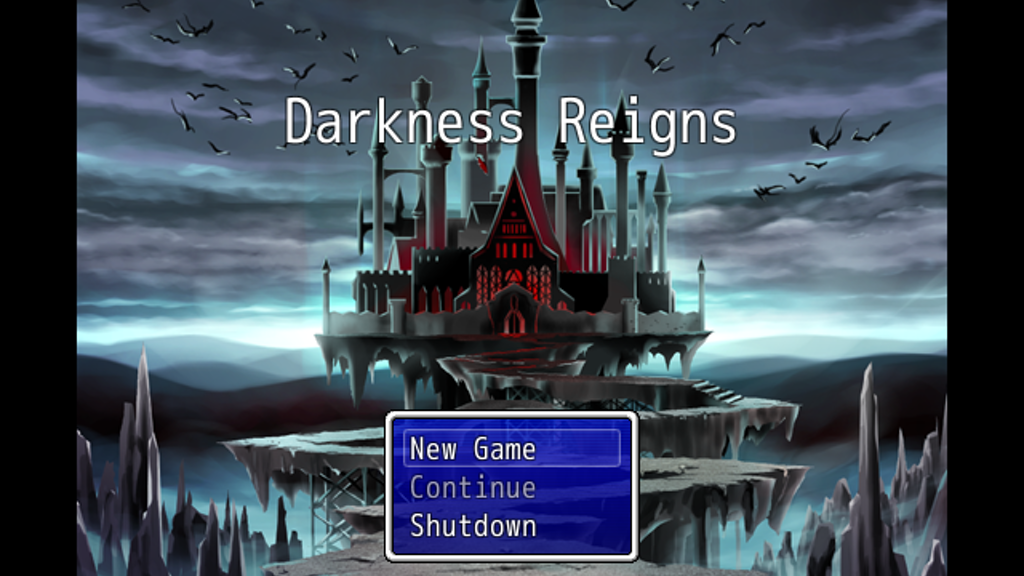 Project image for Darkness Reigns - CMG Project