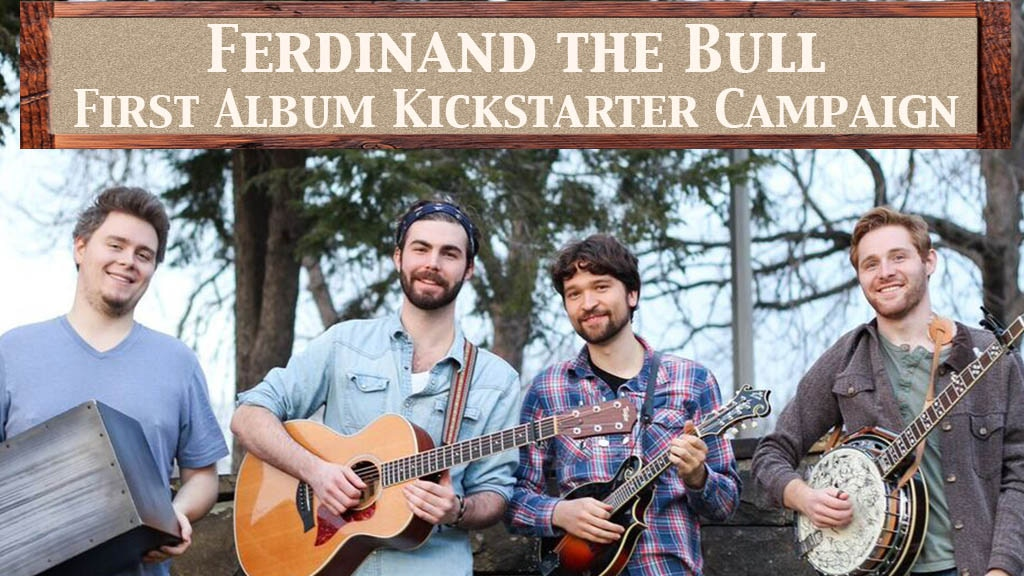 Ferdinand the Bull - First Full-length Album project video thumbnail