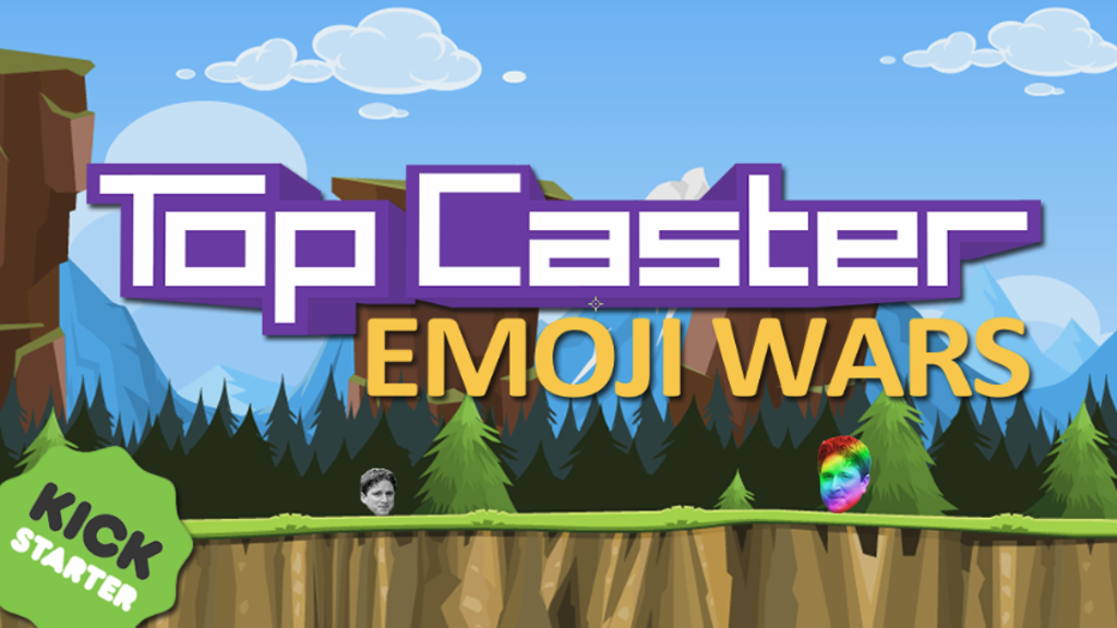 Top Caster Emote Wars! project video thumbnail