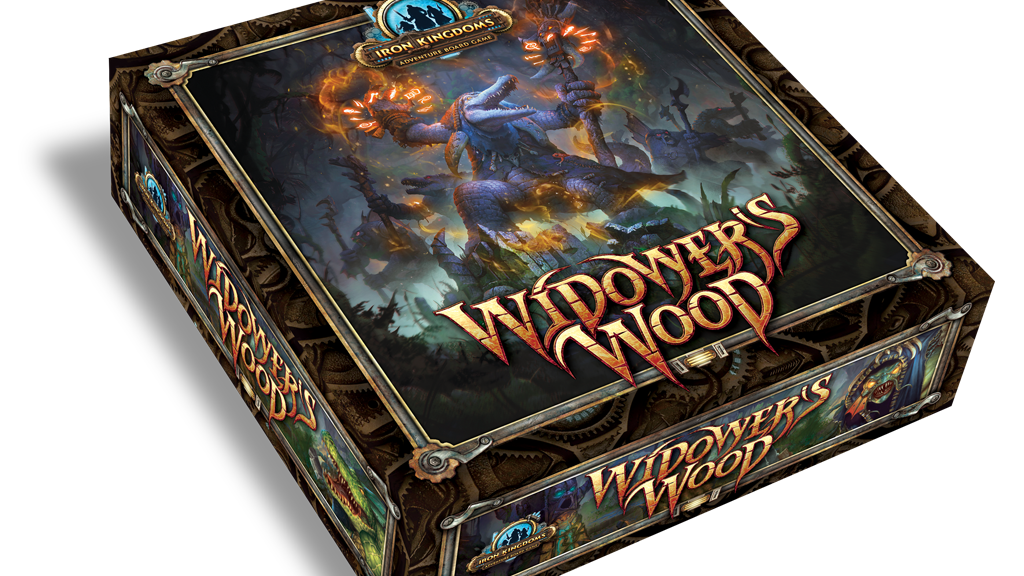 Widower's Wood: an Iron Kingdoms Adventure Board Game project video thumbnail