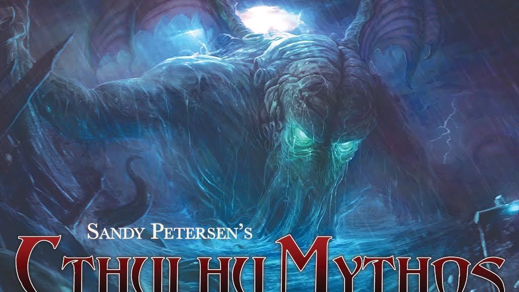 Sandy Petersen S Cthulhu Mythos For Pathfinder By Sandy
