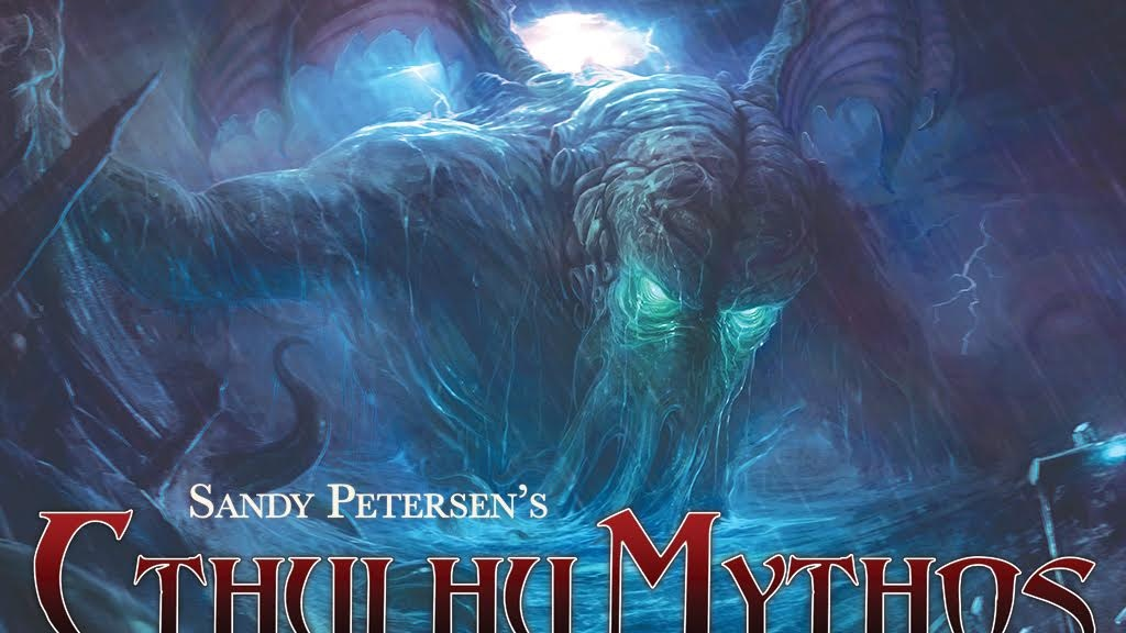 Sandy Petersen's Cthulhu Mythos for Pathfinder project video thumbnail