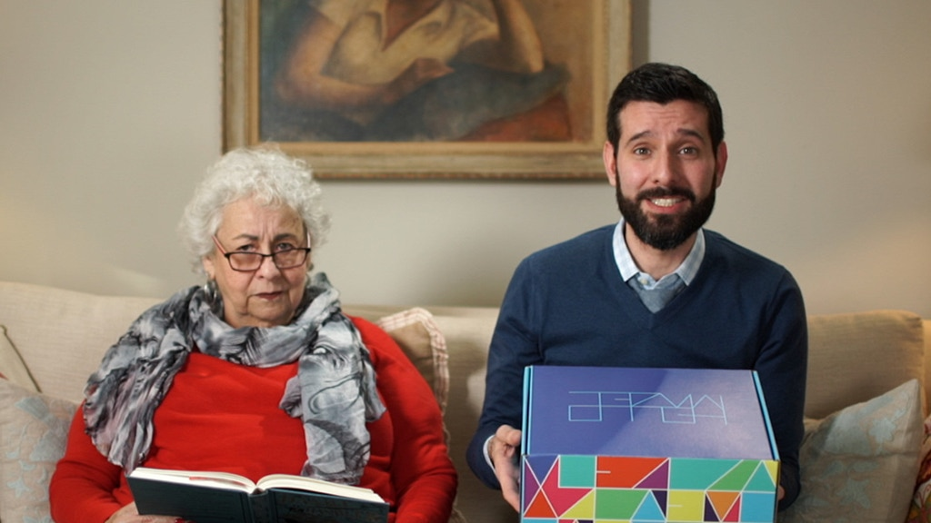Hello Mazel: Reinventing Jewish...One Box at a Time project video thumbnail