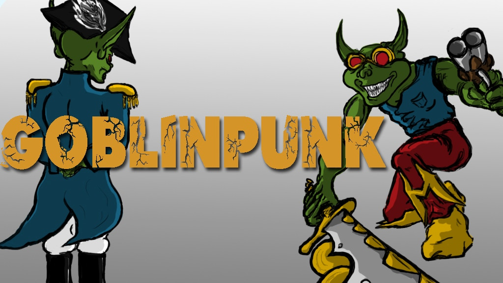 Goblinpunk: A Pathfinder and D&D 5th Compatible Adventure! project video thumbnail