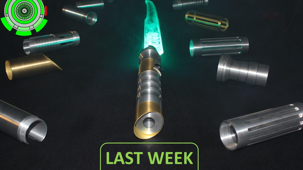 Ots sabers endless customization in the palm of your for Hampton s hand crafted led sabers