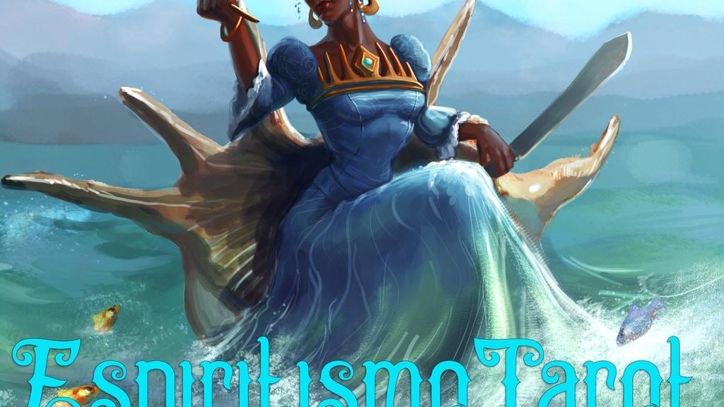 Espiritismo / Vudu Tarot Art Cards - Extended Campaign project video thumbnail