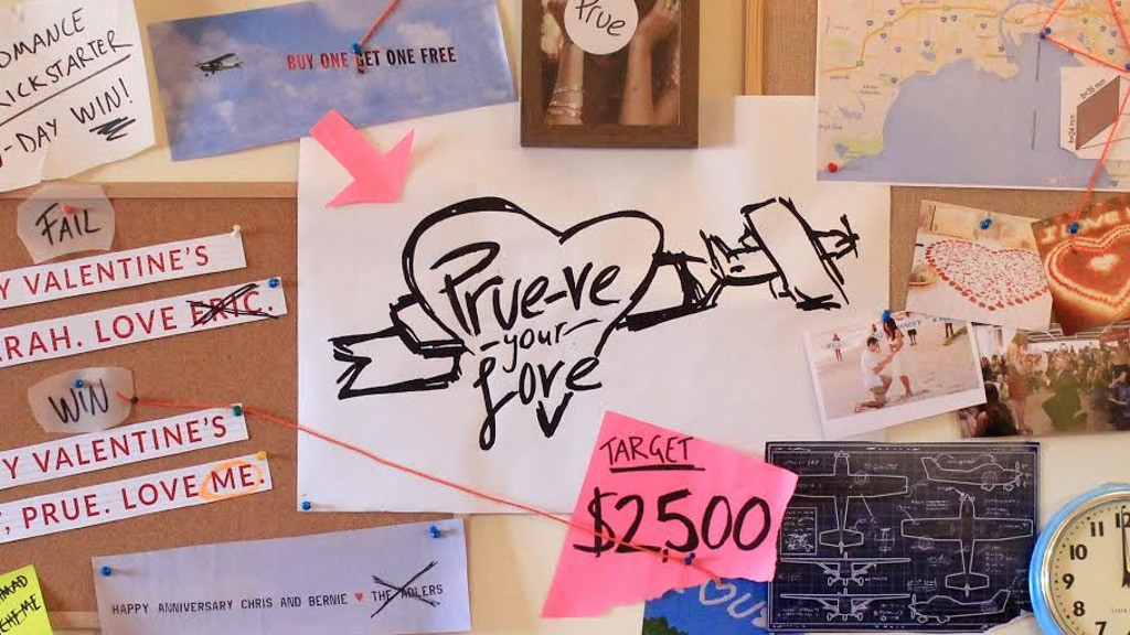 Prue-ve Your Love This Coming Valentine's Day project video thumbnail