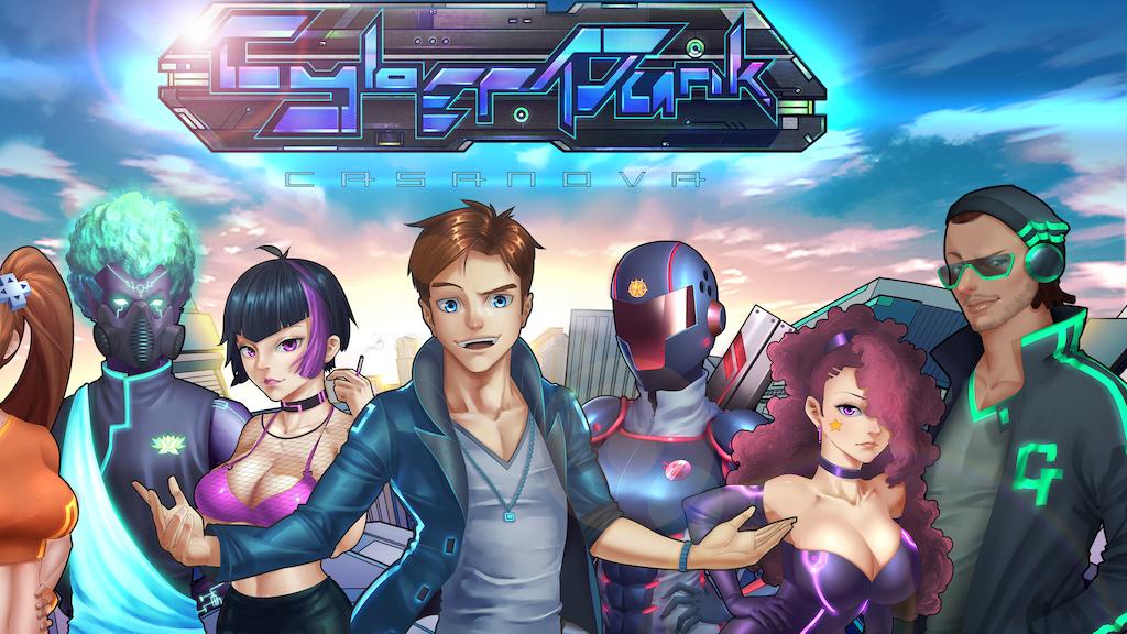 Project image for Cyberpunk Casanova (Canceled)