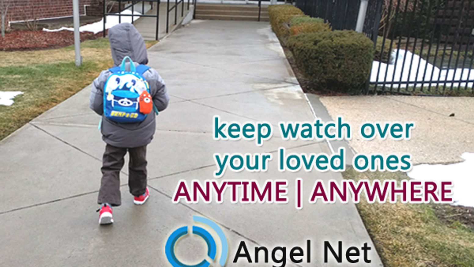 Watch over loved ones affected by Autism or Alzheimer's. GPS & temperature sensors + apps let you know where and how they are 24/7.