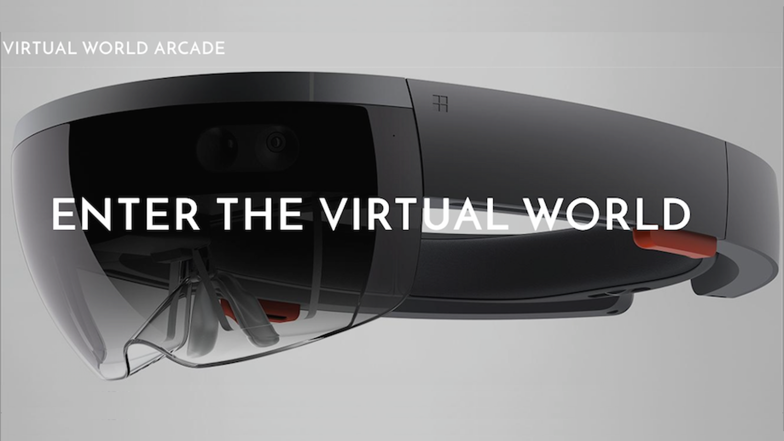 Virtual World Arcade - VR Gaming With HoloLens by Jeremy Lam