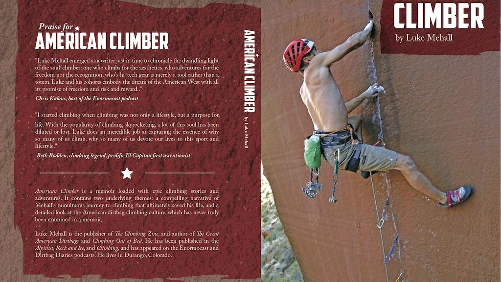 American Climber - A Memoir project video thumbnail
