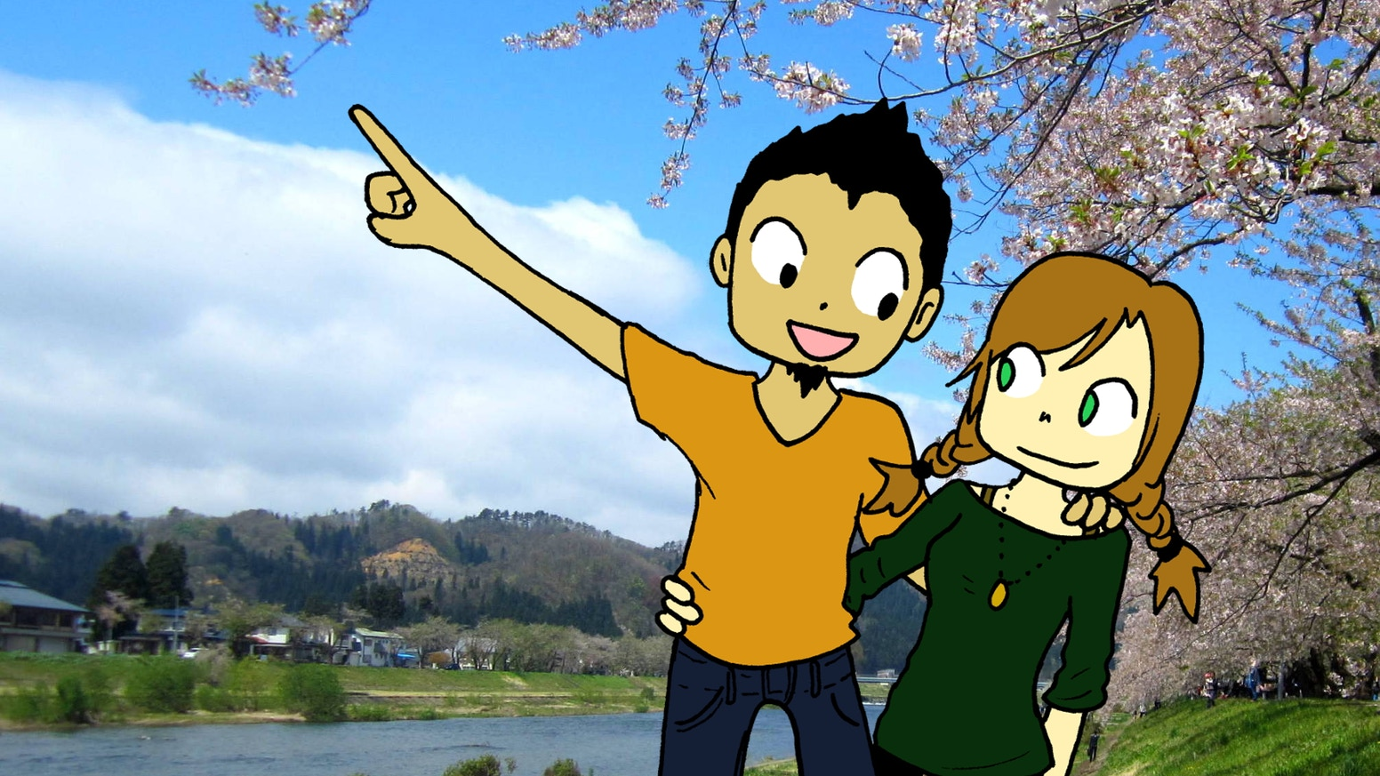 My Life in Japan: The Comic Book by Grace Buchele Mineta » Japanese