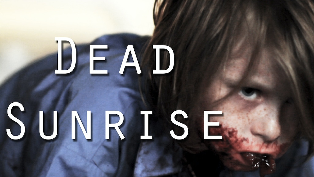 Dead Sunrise: Aussie Zombie film with flesh eating children project video thumbnail