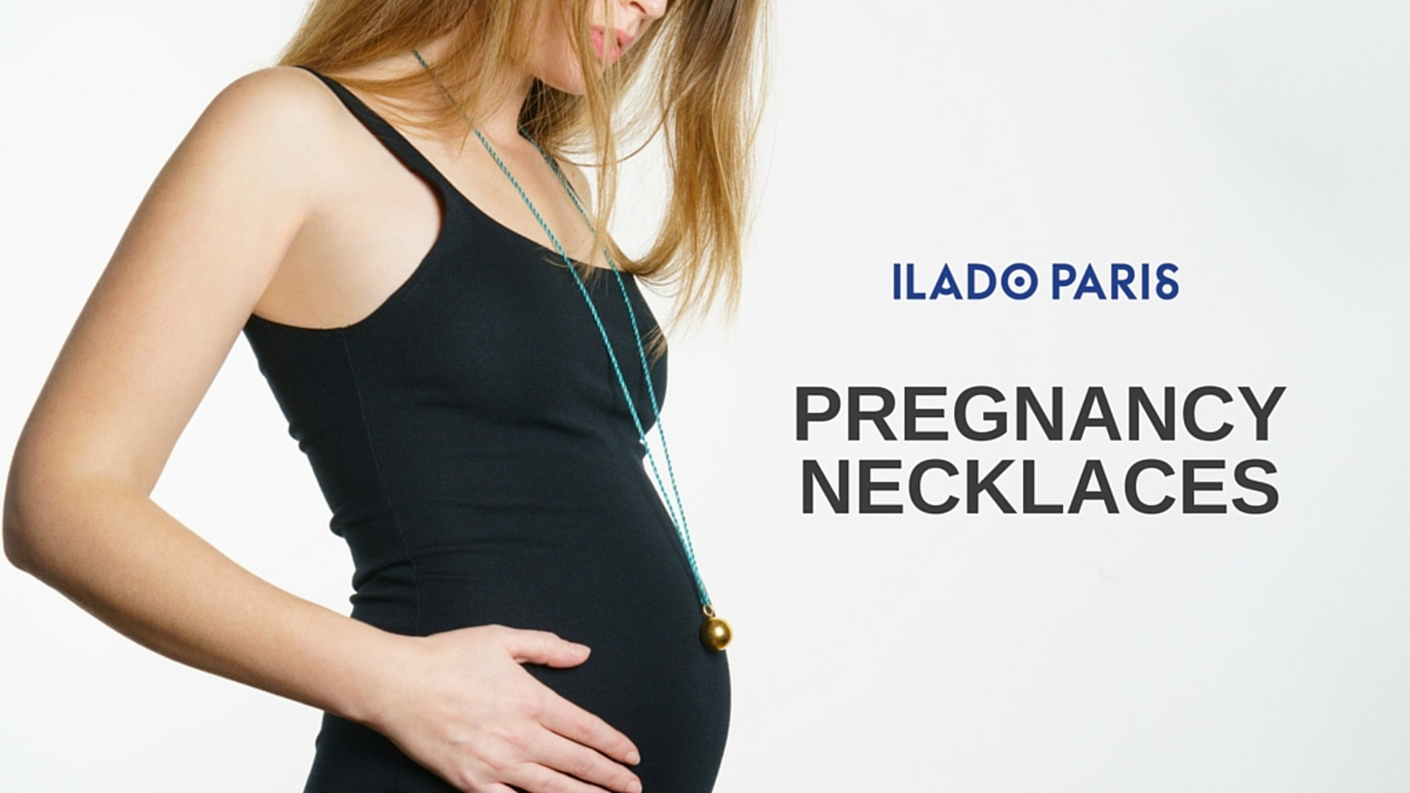 Get a unique chiming necklace to bond with your unborn baby and comfort your little one after birth.